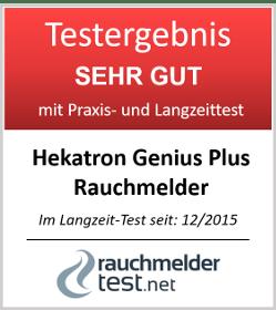 Hekatron Genius Plus, Single Pack