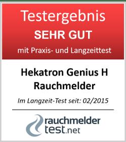 Hekatron Rauchmelder Genius H