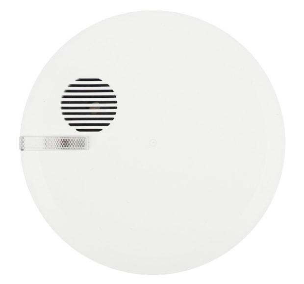 Hekatron Genius H Rauchmelder Oberfläche mit LED