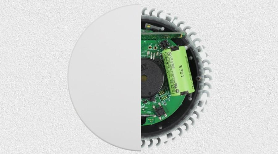 Abus RWM450 Funkrauchmelder Test