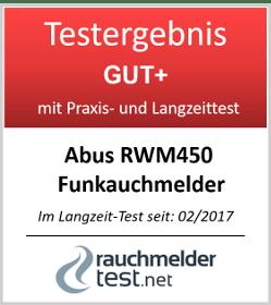 ABUS RWM450 Rauch- & Hitzewarnmelder