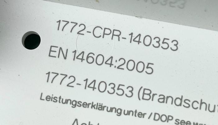 EN 14604 - Gerätenorm