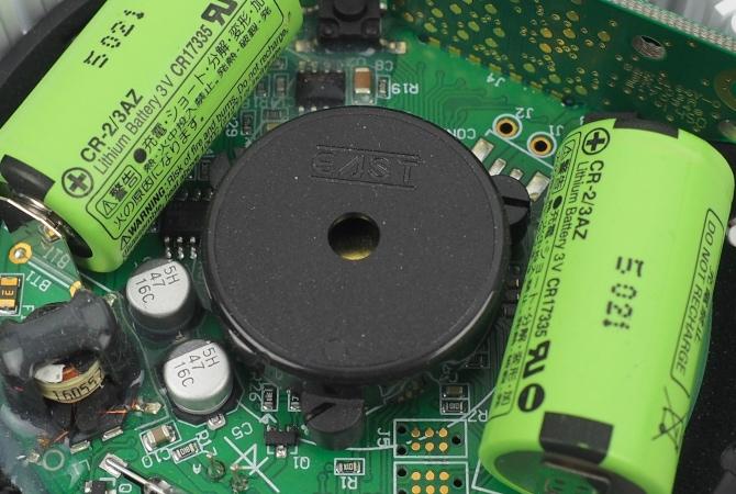 Funkrauchmelder mit 10-Jahres Batterie