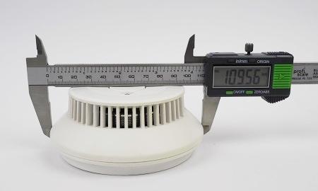Durchmesser des innogy WSD 2.0 an der breitesten Stelle