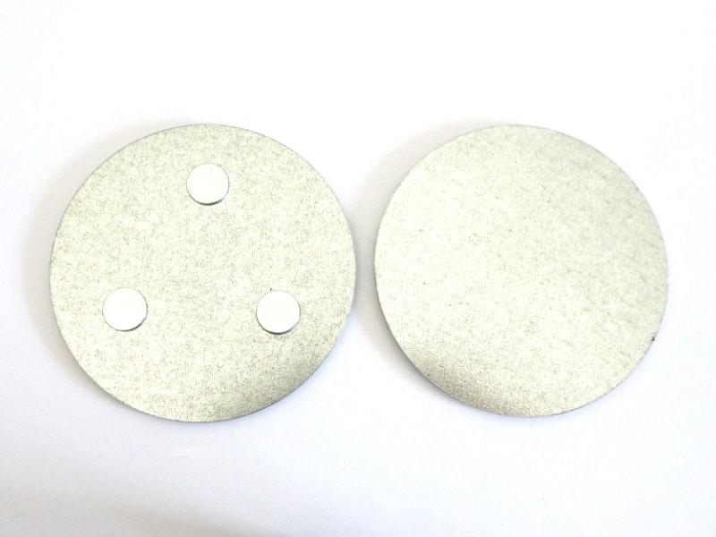 Mumbi Magnetbefestigung mit 3 Magneten