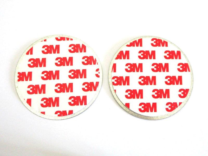 Mumbi Magnetbefestigung mit 3M Klebeflächen