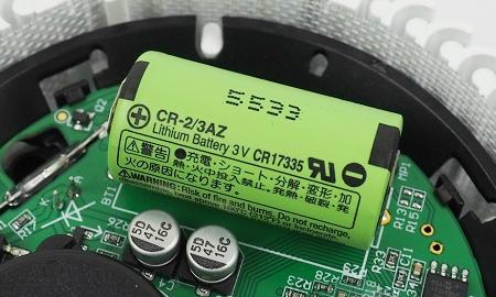 Pyrexx PX-1 Batterie