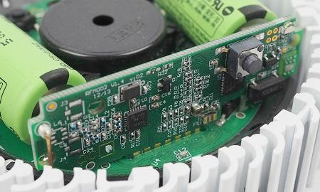 Fest integriertes Funkmodul im Pyrexx PX-1C