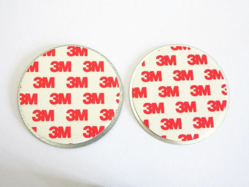 Smartwares Magnetbefestigung mit 3M Klebefolie