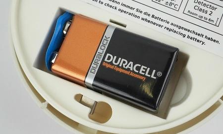 Batterie im Mumbi HM100