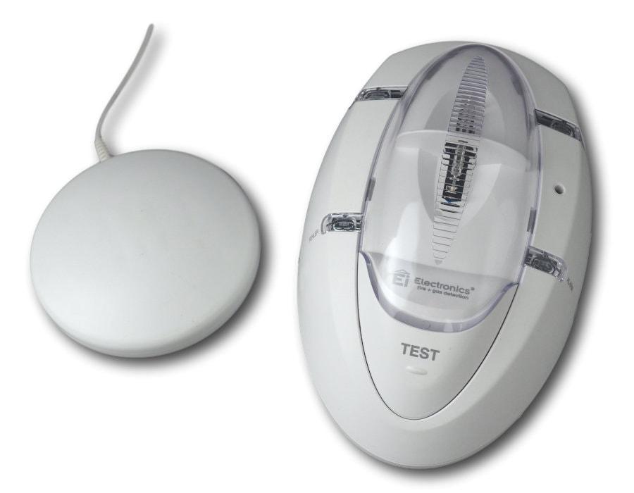 Ei Electronics Ei170RF für Hörgeschädigte mit Rüttelkissen