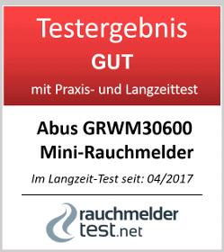 ABUS Mini-Rauchmelder GRWM30600