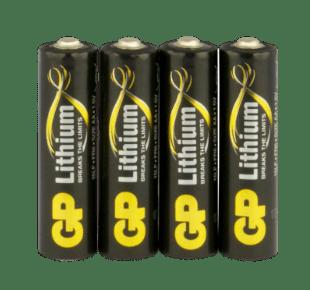 GP 1,5V Lithium Batterie