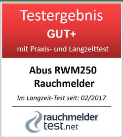 ABUS RWM250 Rauch und Hitzewarnmelder