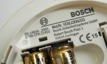Bosch Ferion 1000 O - EN14604 Anforderungen