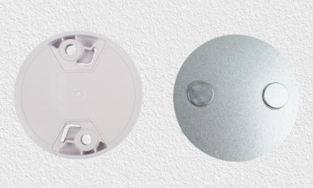 Montage des Cavius Mini-Design-Rauchmelder