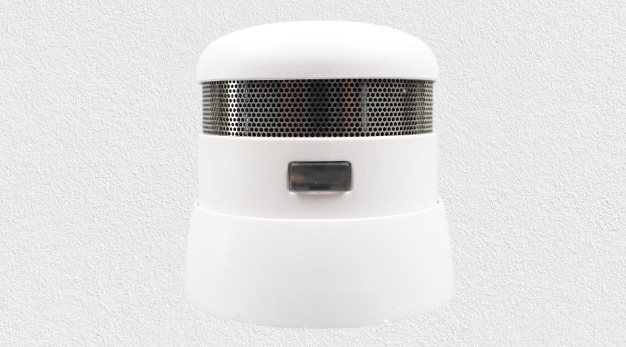 Cavius Mini Design Rauchmelder Test