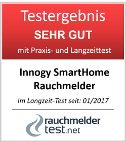 innogy SE Smart Home Rauchmelder