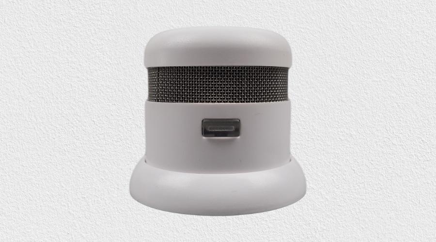 JO-EL Designer Rauchmelder Invisble Test