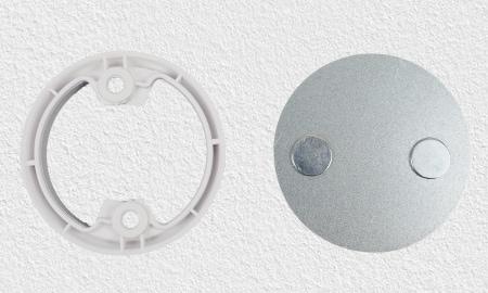 JO-EL Mini Design Rauchmelder Montage