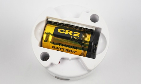 JO-EL Mini Design Rauchmelder - austauschbare Lithiumbatterie