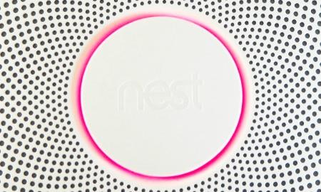 Nest Rauchmelder ausgelöster Alarm