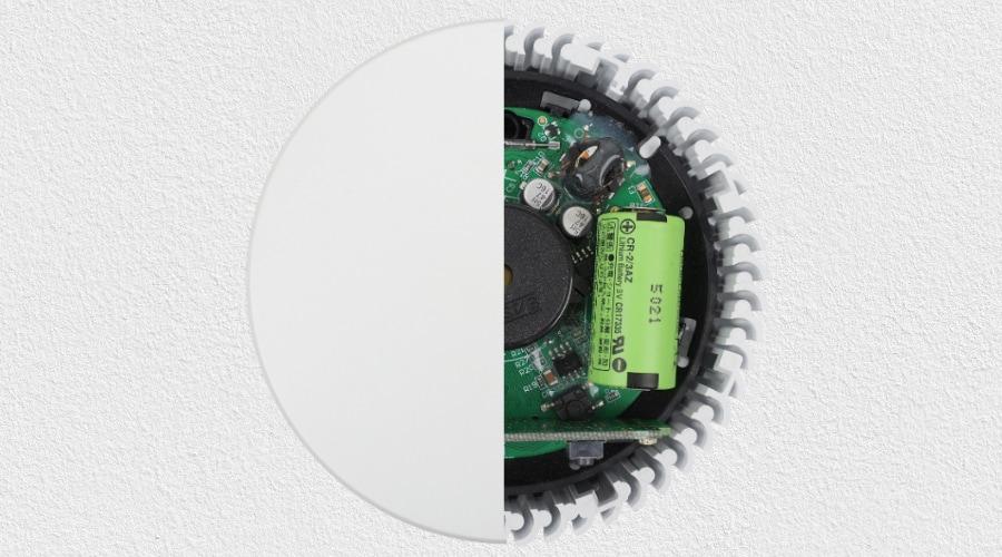 Pyrexx PX-1 Rauchmelder Test
