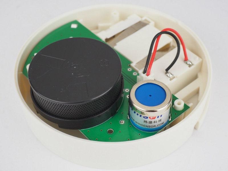 Kombinierter Rauch- und CO-Sensor