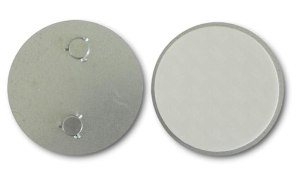Rauchmelder Magnethalter - Deckenelement und Sockelelement