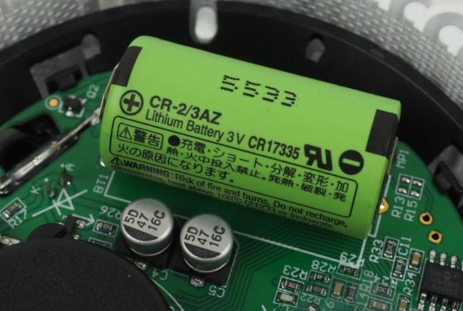 Rauchmelder mit 10 jahres Batterie