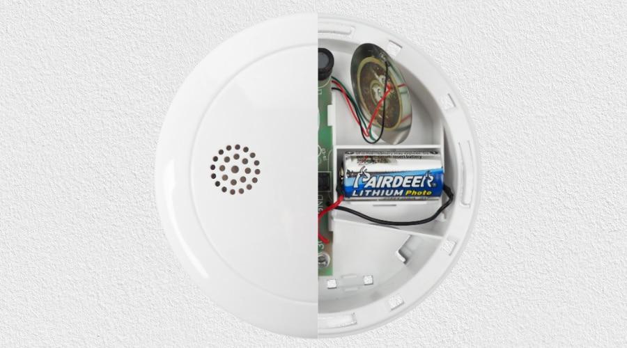 Smartwares RM218 Rauchmelder Test