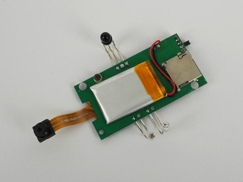 Kamera Modul für Rauchmelder
